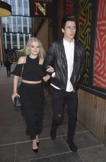 LUCY FALLON Night Out in Manchester 05/07/2017
