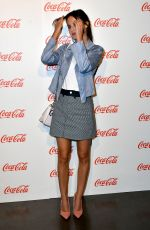 LUCY WATSON at Coca-Cola Summer Party in London 05/10/2017