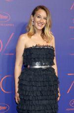 LUDIVINE SAGNIER at Cannes Film Festival 70th Anniversary Dinner 05/23/2017