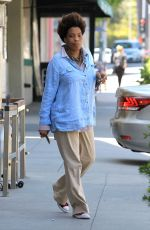 MACY GRAY Out in Beverly Hills 05/22/2017
