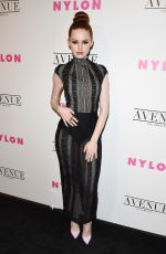 MADELAINE PETSCH at Nylon Young Hollywood May Issue Party in Los Angeles 05/02/2017