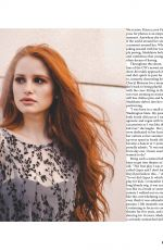 MADELAINE PETSCH in NKD Magazine, May 2017 Issue