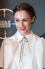 MADELINE MULQUEEN at HHhH Premiere in Paris 05/09/2017