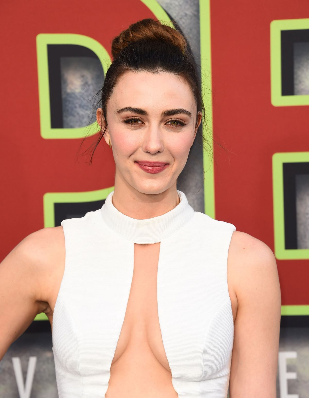 MADELINE ZIMA at Twin Peaks Premiere in Los Angeles 05/19/2017
