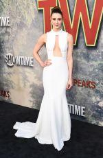 MADELINE ZIMA at Twin Peaks Premiere in Los Angeles 05/19/2017