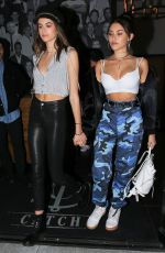MADISON BEER and KAIA GERBER at Catch LA in West Hollywood 05/12/2017