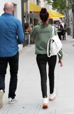MADISON BEER Out in Beverly Hills 05/09/2017