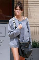 MADISON BEER Shoping at Barneys New York in Los Angeles 05/06/2017