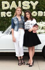MADISYN SHIPMAN at Marc Jacobs Celebrates Daisy in Los Angeles 05/09/2017