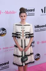 MAIA MITCHELL at Billboard Music Awards 2017 in Las Vegas 05/21/2017