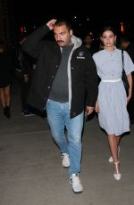 MAIA MITCHELL at Tao Night Club in Hollywood 05/07/2017