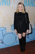 MAJANDRA DELFINO at Band Aid Premiere in Los Angeles 05/30/2017