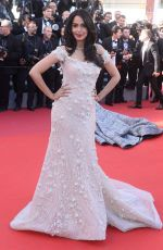 MALLIKA SHERAWAT at Ismael's Ghosts Screening and Opening Gala at 70th Annual Cannes Film Festival 05/17/2017
