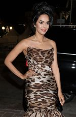 MALLIKA SHERAWAT at Landmark Sunshine Theatre in New York 05/22/2017