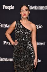 MANDY MOORE at Entertainment Weekly and People Upfronts Party in New York 05/15/2017