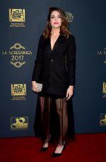 MANDY MOORE at Twentieth Century Fox Television LA Screening Gala 05/25/2017