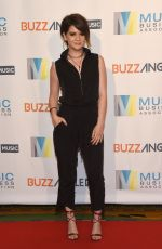 MAREN MORRIS at Music Biz Awards Luncheon in Nashville 05/18/2017