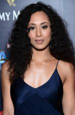 MARGOT BINGHAM at Guardians of the Galaxy Vol. 2 Screening in New York 05/03/2017