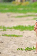 MARGOT ROBBIE at a Beach in Kauai 05/13/2017