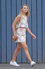 MARGOT ROBBIE Out and About in Hawaii 05/13/2017