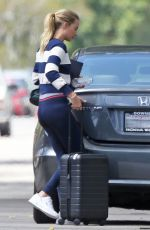 MARGOT ROBBIE Out and About in Los Angeles 05/18/2017