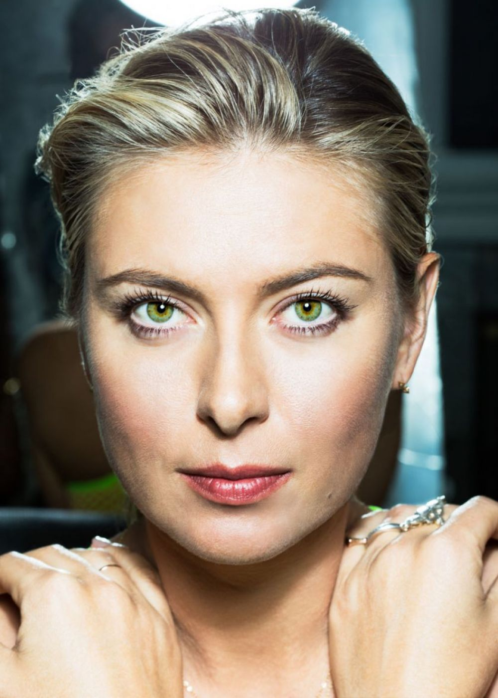 MARIA SHARAPOVA in Le Marisien Magazine May 2017 HawtCelebs
