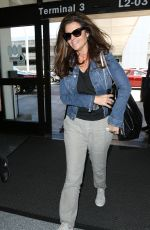 MARIA SHRIVER at Los Angeles International Airport 05/18/2017