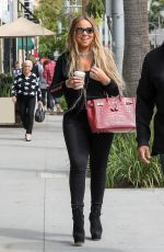 MARIAH CAREY Out in Beverly Hills 05/25/2017