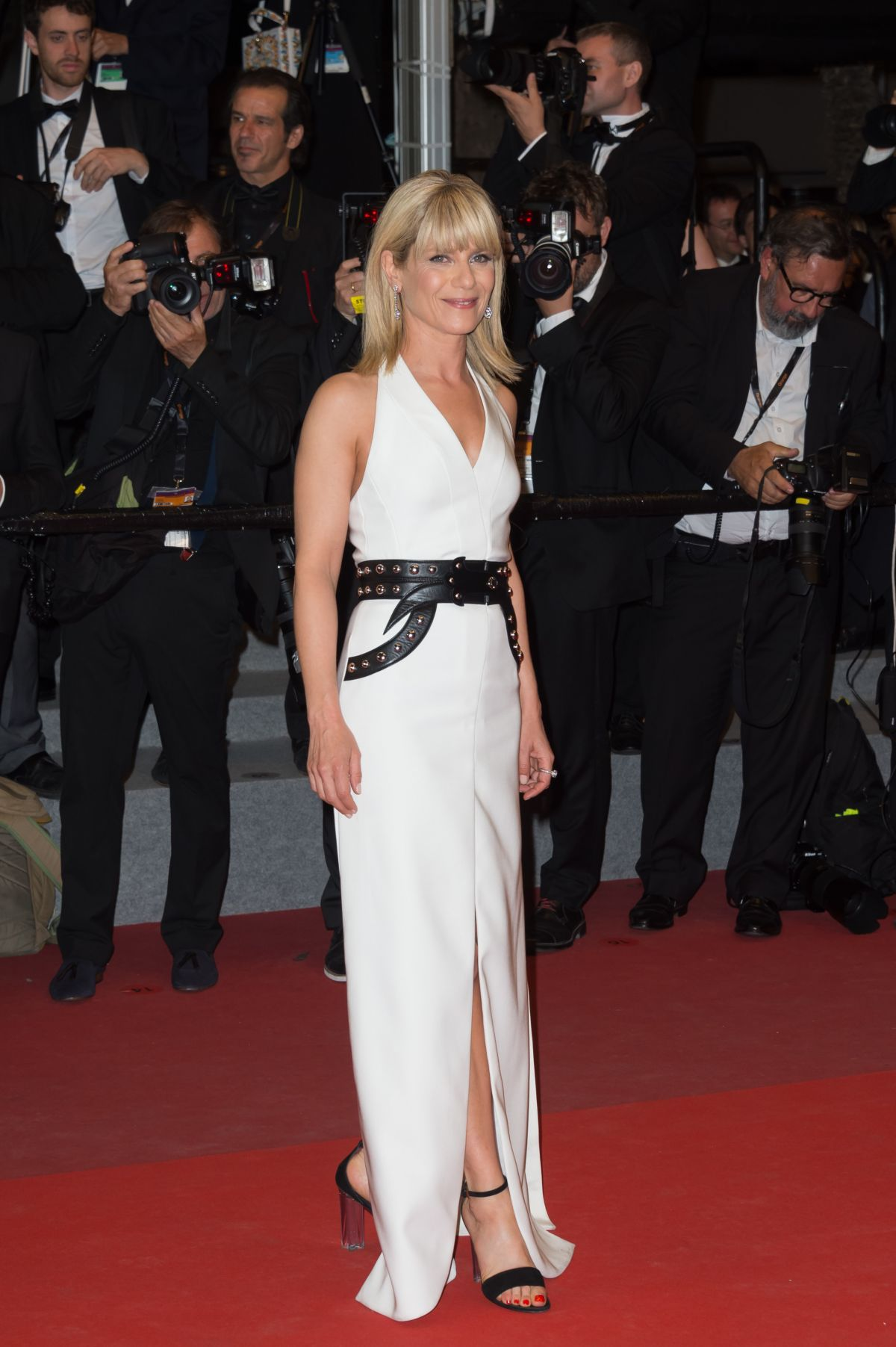 MARINA FOIS at Happy End Premiere at 70th Annual Cannes Film Festival 05/22/2017