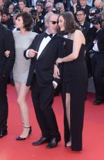 MARIO|N COTILLARD at Ismael's Ghosts Screening and Opening Gala at 70th Annual Cannes Film Festival 05/17/2017