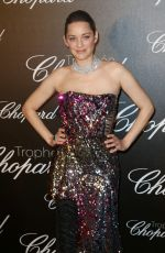 MARION COTILLARD at Chopard Trophy Event in Cannes 05/22/2017