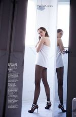 MARION COTILLARD in Madame Figaro Magazine, May 2017
