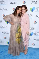 MARISKA HARGITAY at 2017 Joyful Revolution Gala 05/22/2017
