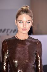MARTHA HUNT at Cartier in Motion Watch and Design Exhibition in London 05/24/2017
