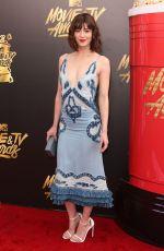 MARY ELIZABETH WINSTEAD at 2017 MTV Movie & TV Awards in Los Angeles 05/07/2017