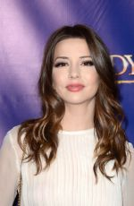 MASIELA LUSHA at The Bodyguard Opening Night in Los Angeles 05/02/2017