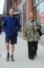 MAYA RUDOLPH Out for Shopping in Beverly Hills 05/09/2017