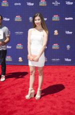 MEG DEANGELIS at 2017 Radio Disney Music Awards in Los Angeles 04/29/2017