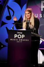MEGHAN TRAINOR at 34th Annual Ascap Pop Music Awards in Los Angeles 05/18/2017
