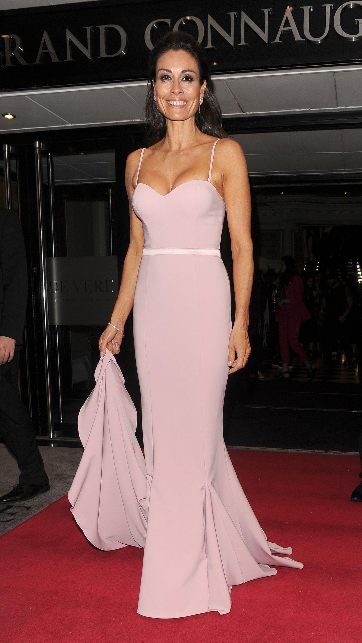 MELANIE SYKES at British LGBT Awards in London 05/12/2017