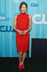 MELISSA BENOIST at CW Network