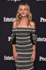 MEREDITH HAGNER at Entertainment Weekly and People Upfronts Party in New York 05/15/2017