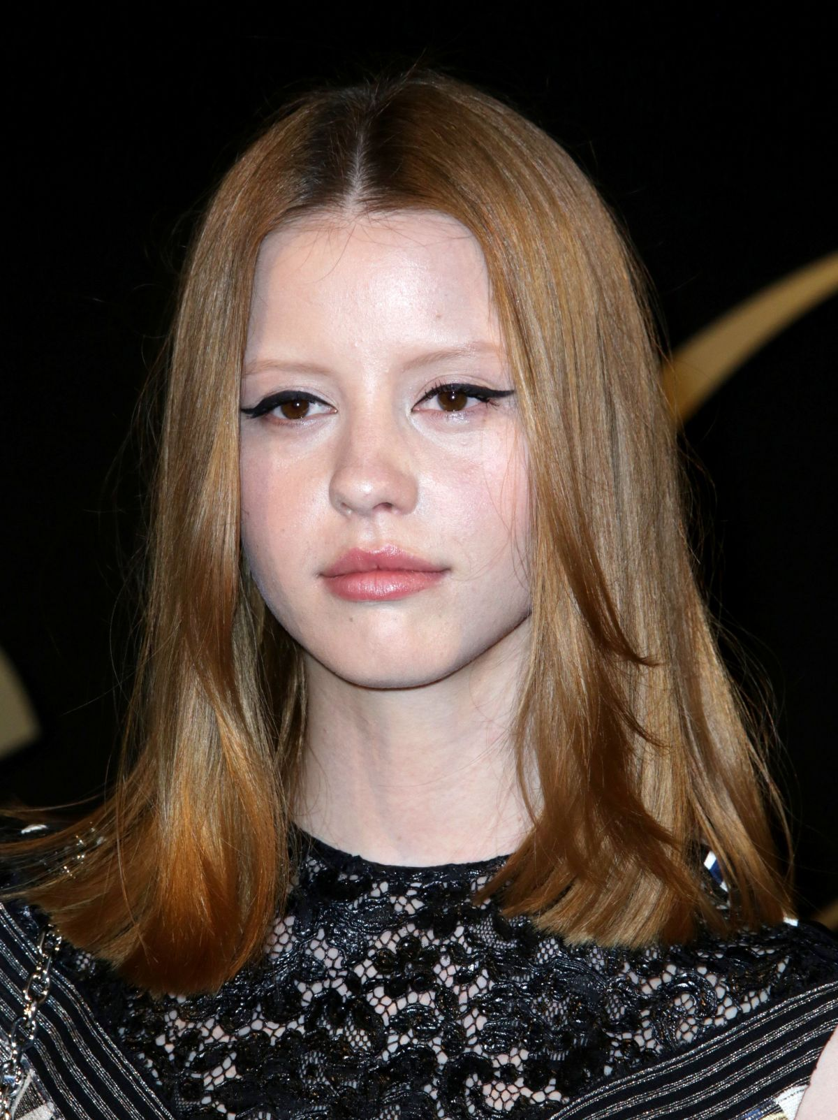 MIA GOTH at Panthere De Cartier Watch Launch in Los Angeles 05/05/2017