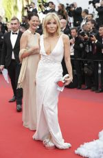 MICHELLE COLLINS at The Killing of a Sacred Deer Premiere at 70th Annual Cannes Film Festival 05/22/2017