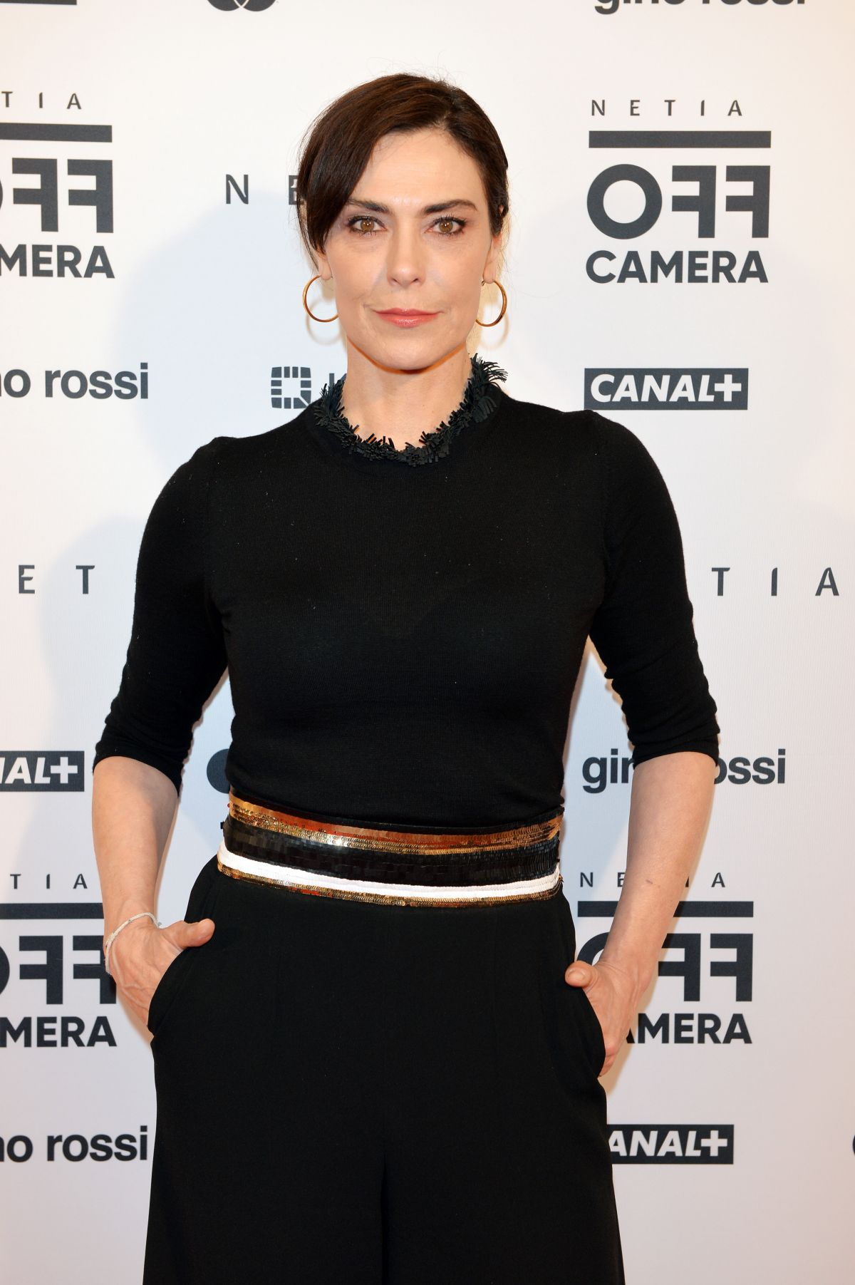 MICHELLE FORBES at Netia off Camera Film Festival Closing Ceremony in Krakow 05/06/2017