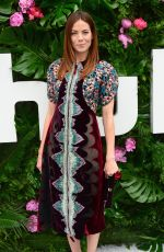 MICHELLE MONAGHAN at Hulu Upfront in New York 05/03/2017
