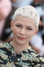 MICHELLE WILLIAMS at Wonderstruck Photocall at 70th Cannes Film Festival 05/18/2017