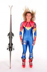 MIKAELA SHIFFRIN - Team USA PyeongChang 2018 Winter Olympics Portraits