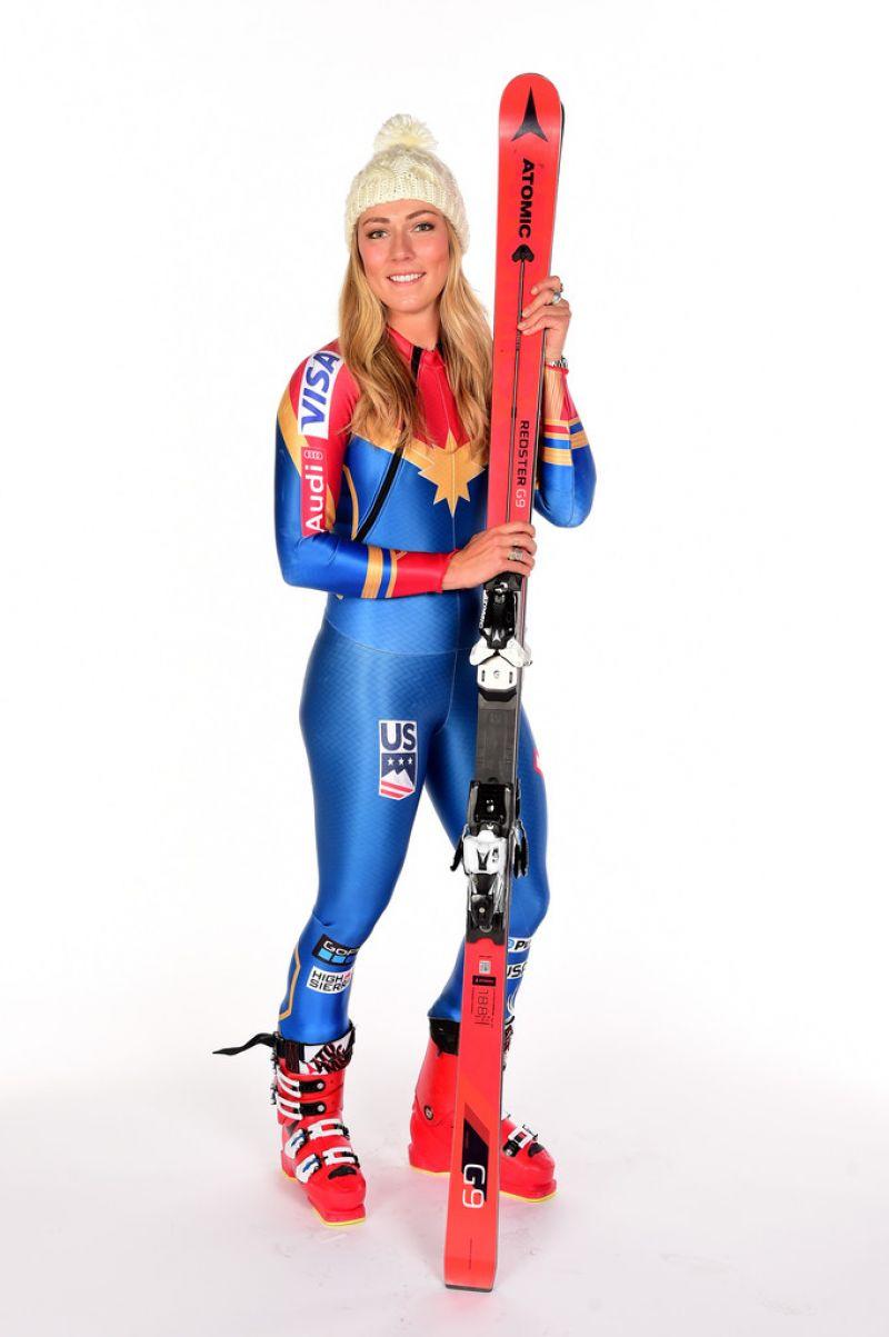 MIKAELA SHIFFRIN - Team USA PyeongChang 2018 Winter ...