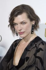 MILLA JOVOVICH at Love on the Rocks Photocall Party at Eden Roc in Antibes 05/23/2017